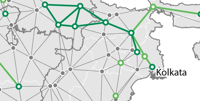 Emergence, diffusion et déclin d'un réseau de cliniques franchisées en Inde